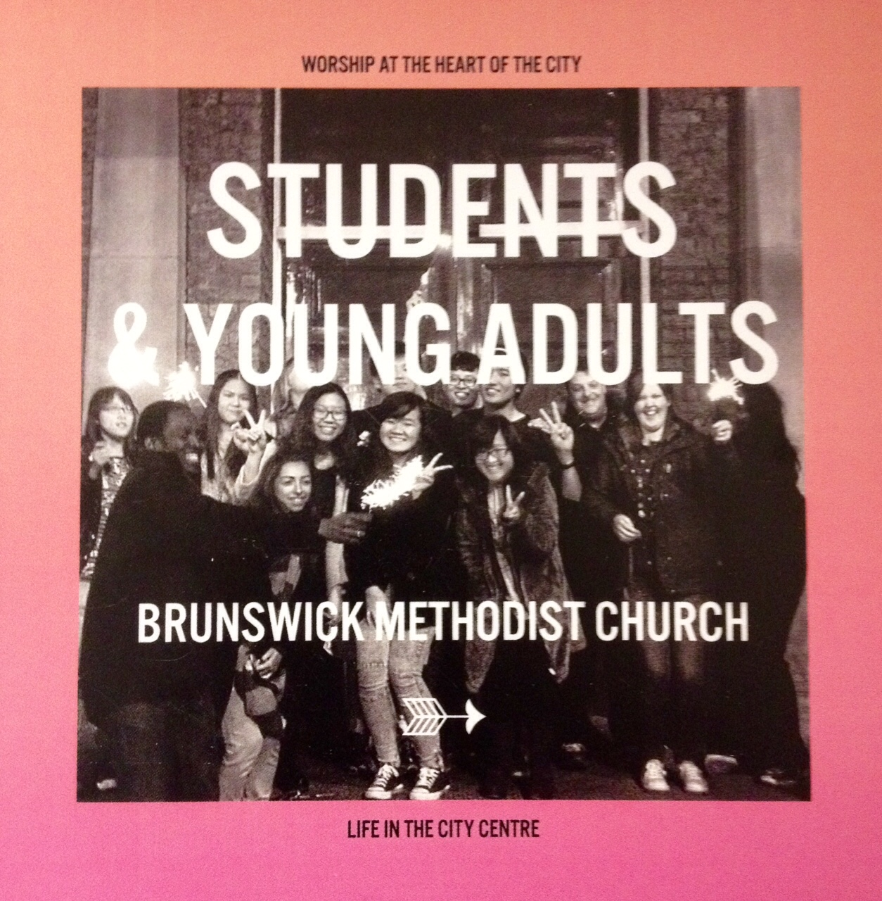 Young Adults Leaflet